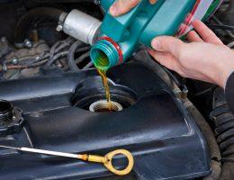 Quando trocar o óleo do carro