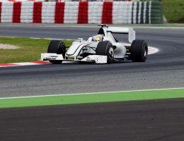 Gasolina da Fórmula 1