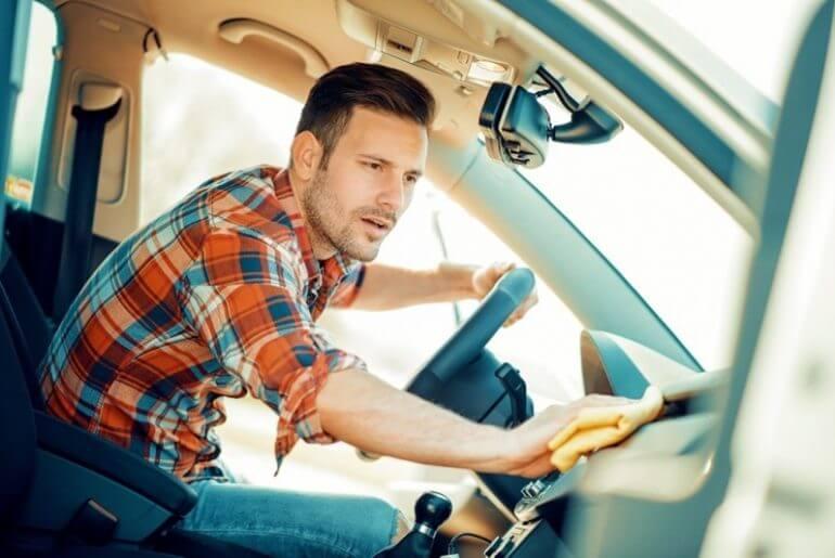 técnicas e equipamentos para um boa limpeza automotiva