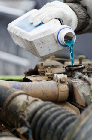 O que fazer quando o radiador tem vazamento de água?