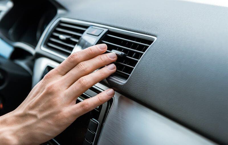 higienização ar-condicionado