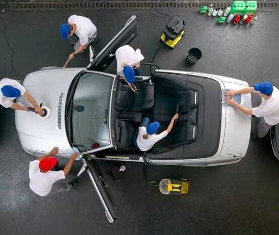 Como manter por mais tempo a higienização do carro