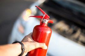 extintor carro
