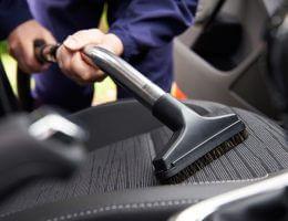 limpar banco carro