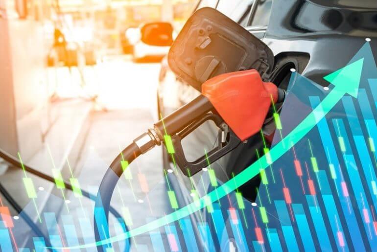 pandemia preço combustíveis