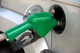 Promoção de gasolina no DF